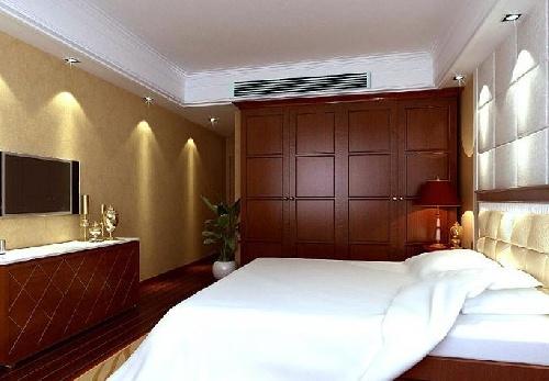 فایل مکس داخلی اتاق خواب