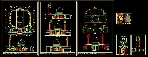 فایل کد مسجد(تیپ 2)