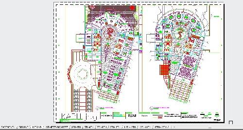 فایل کد هتل (تیپ 19) هتل ملک عبدالله